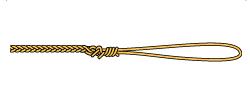 三つ編み結び〈プレイテッド・スプライス〉