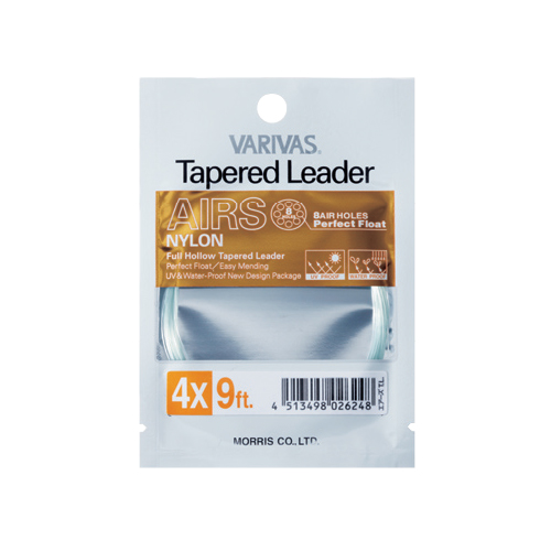 Tapered Leader [Airs]