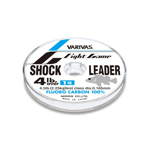 Light Game Shock Leader [Fluoro Carbon]