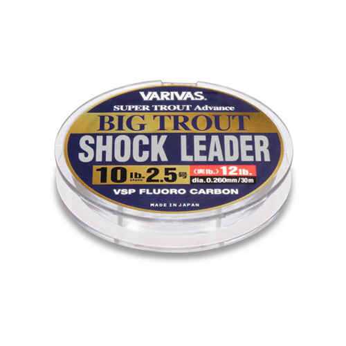 Super Trout Advance [Big Trout Shock Leader]ビッグトラウト ショックリーダー