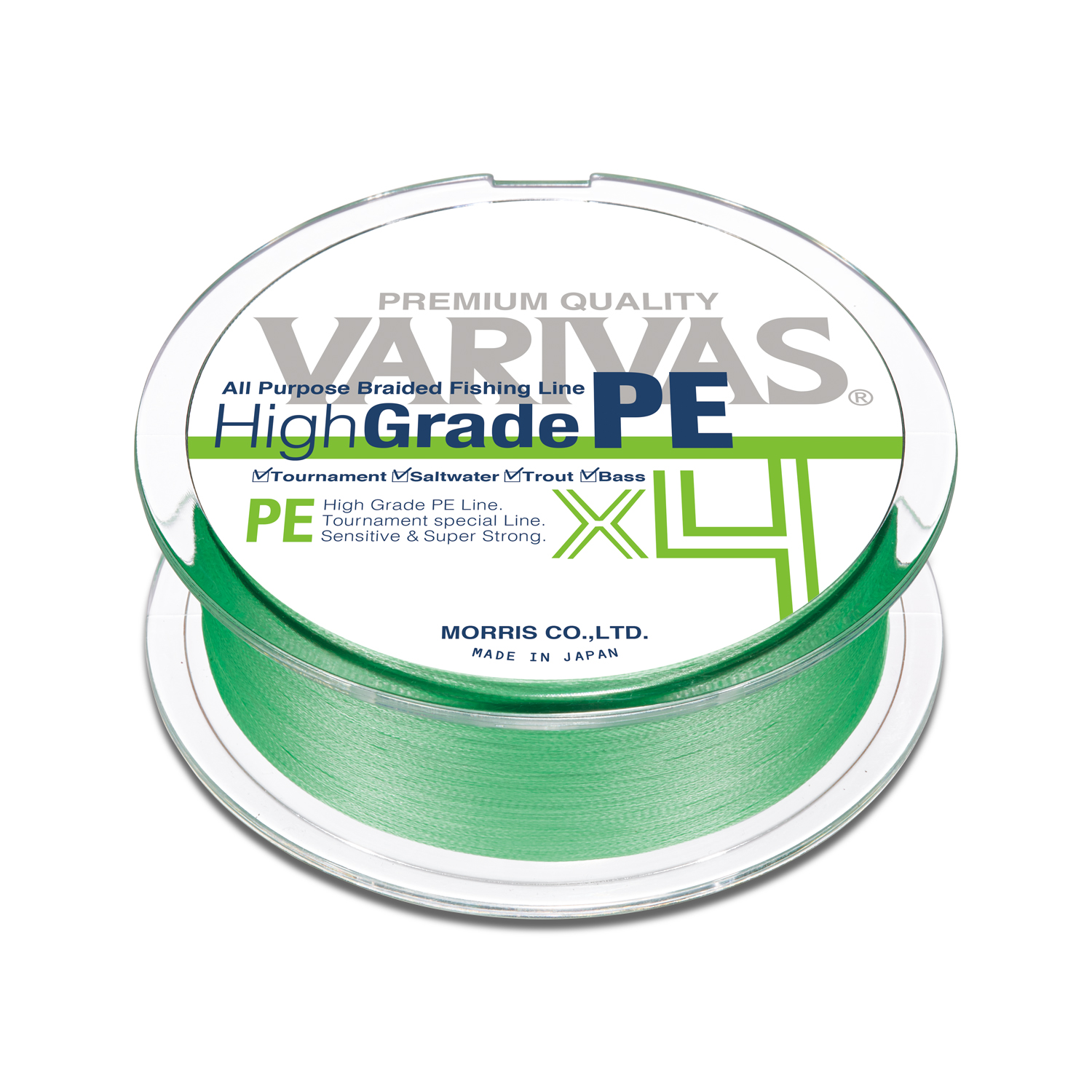High Grade PE X4 [Flash Green]