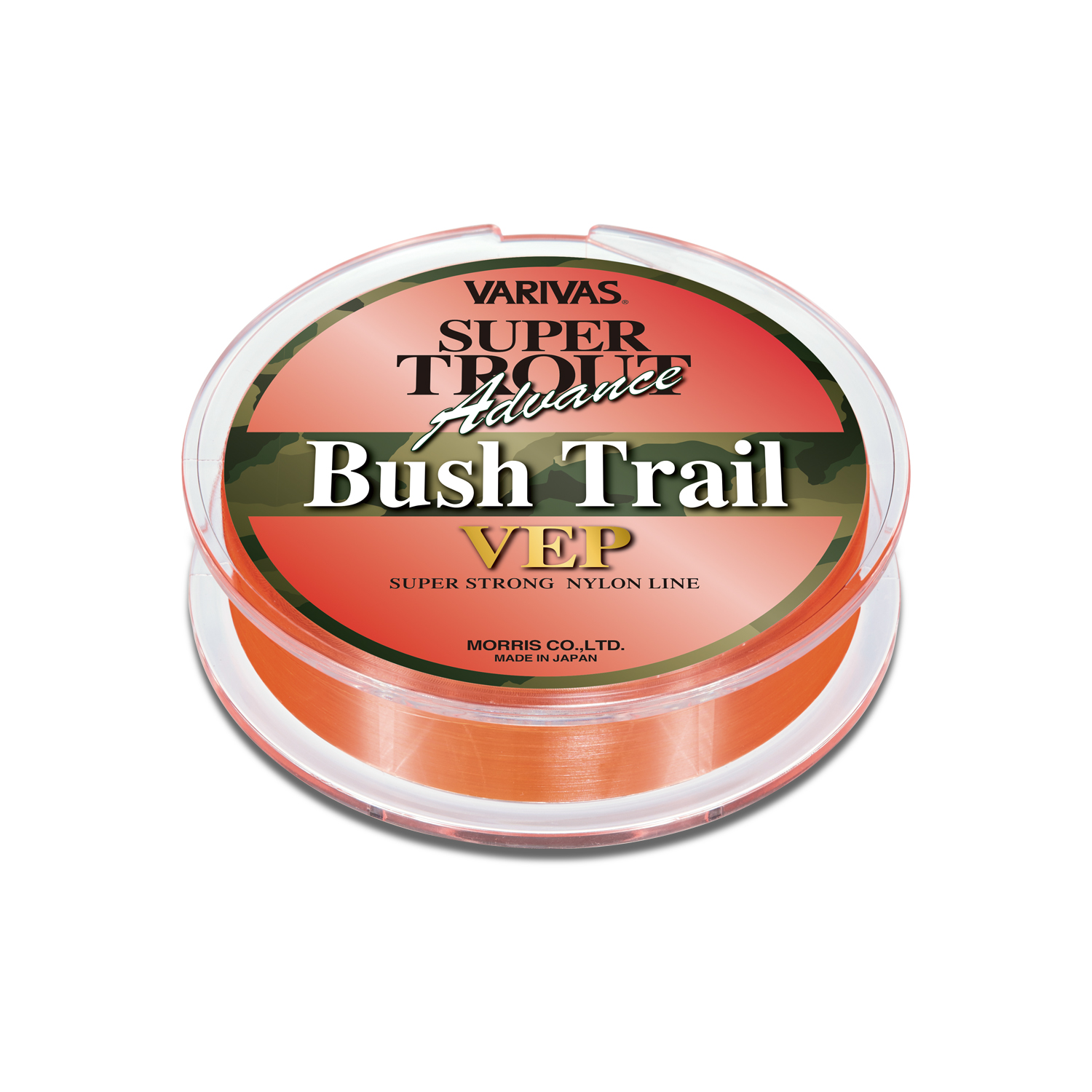 Super Trout Advance VEP [Bush Trail]VEP ブッシュトレイル