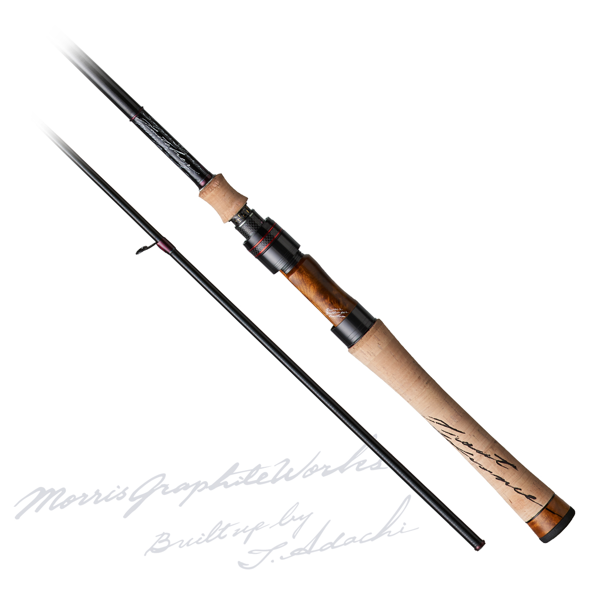 TRD Native Trout Rod