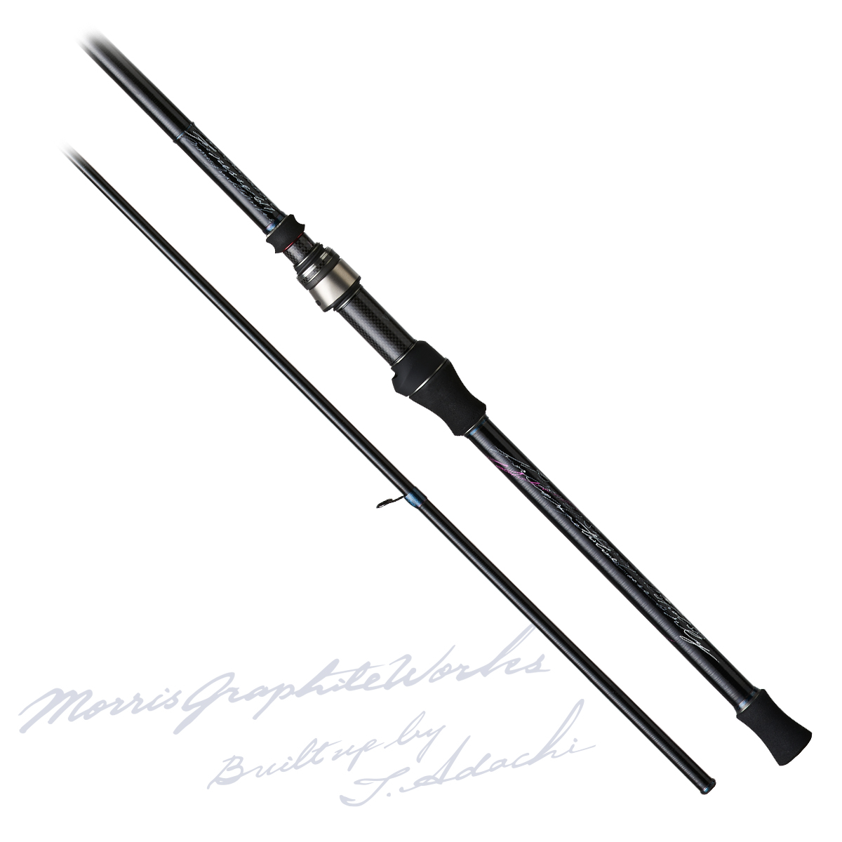 BASS Tournament Finesse Rod