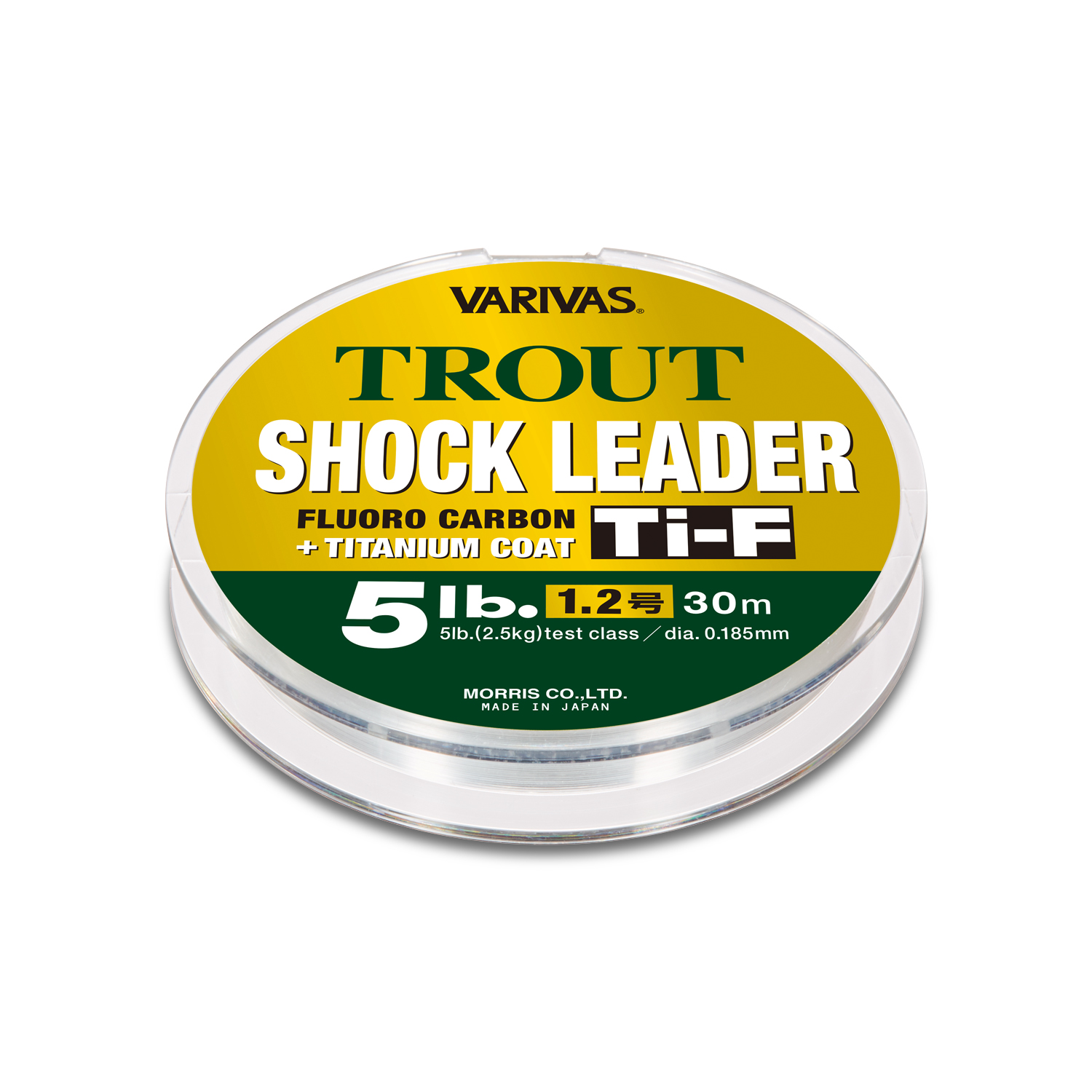 Trout Shock Leader[Ti Fluoro Carbon]