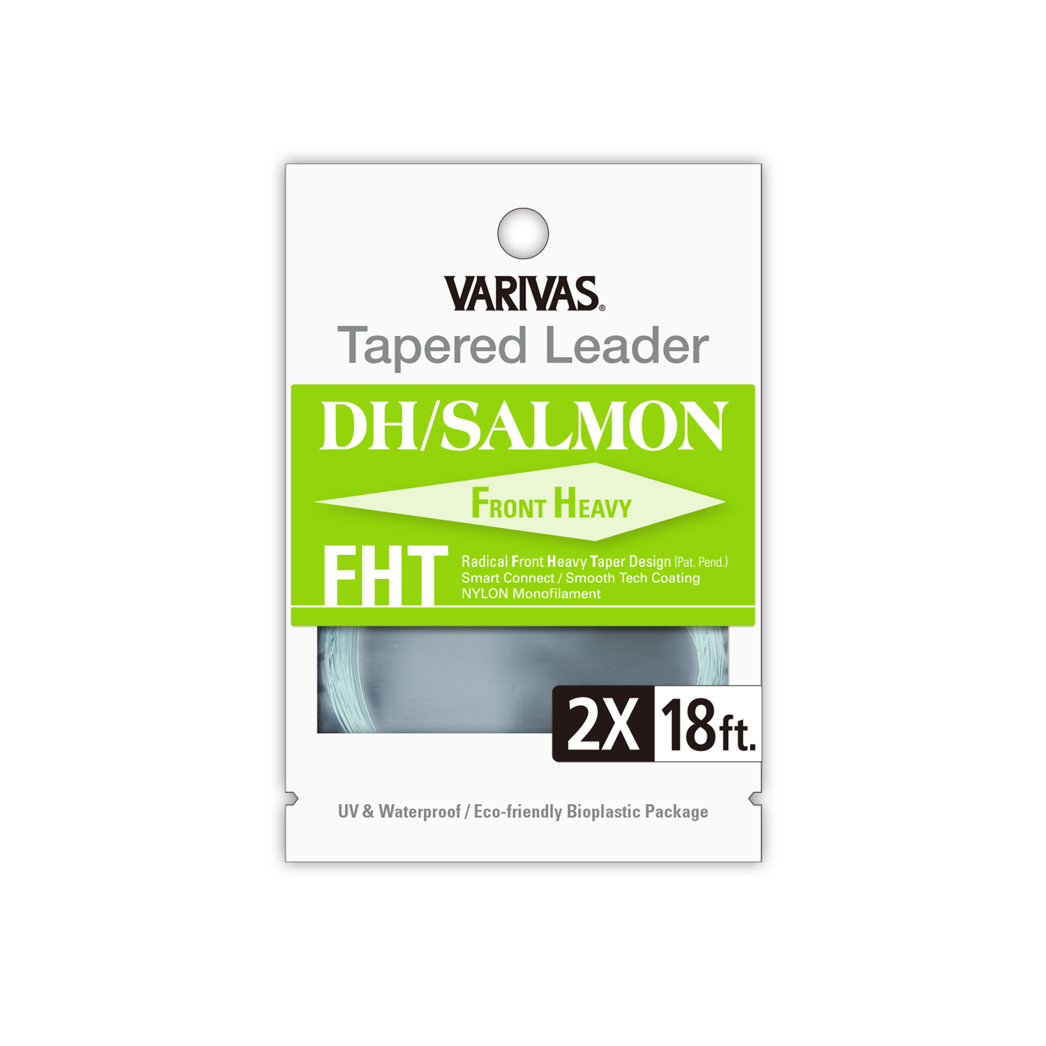 Tapered Leader [DH SALMON FHT NYLON]