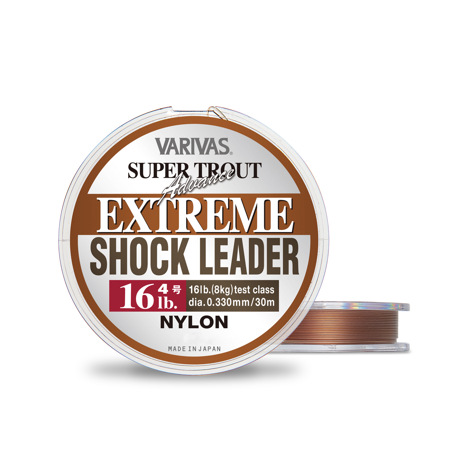 Super Trout Advance[Extreme Shock Leader NYLON]
