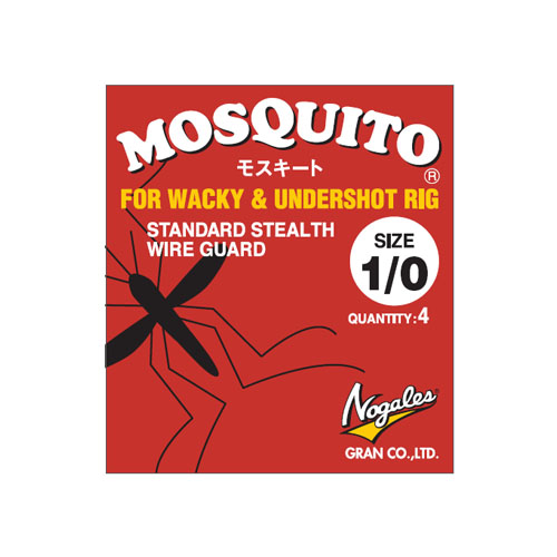 Nogales Mosquito(WITH FINE WIRE GUARD)(ULTRA FINE WIRE&HIGH POWER CARBON/FOR WACKY & UNDERSHOT RIG)