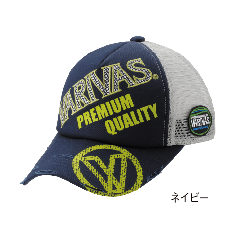 Cotton Mesh Cap [VAC-47]