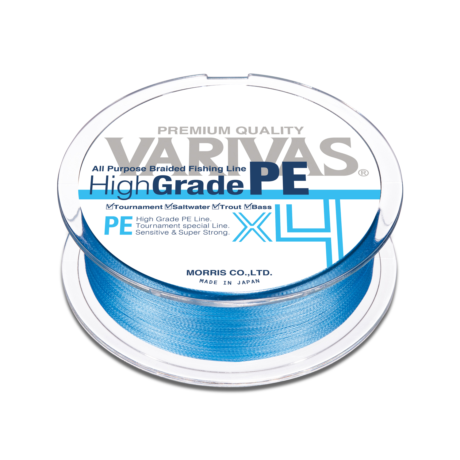 High Grade PE X4 [Water Blue]