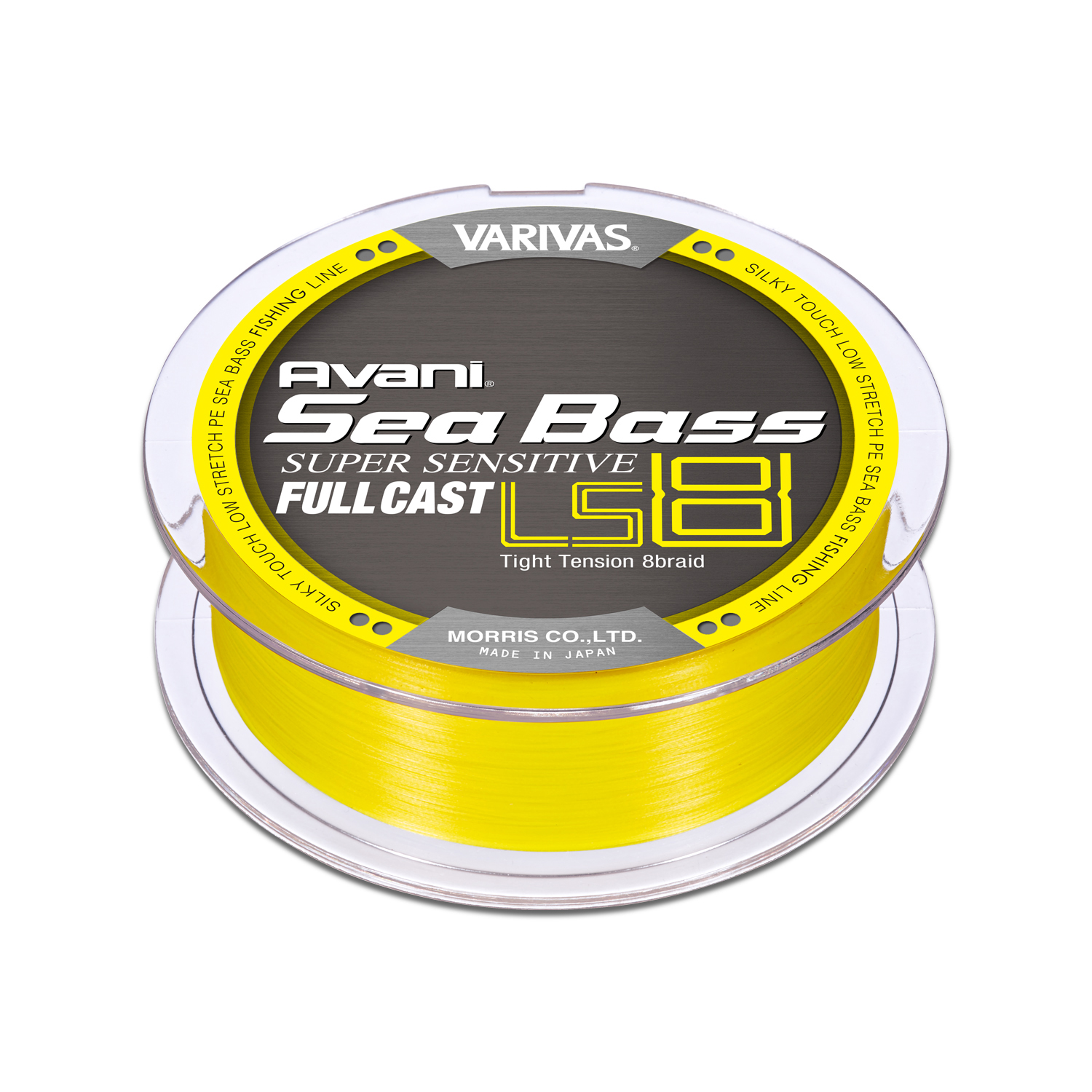 "Avani Seabass PE[Super Sensitive] LS8 ""FULL CAST"""