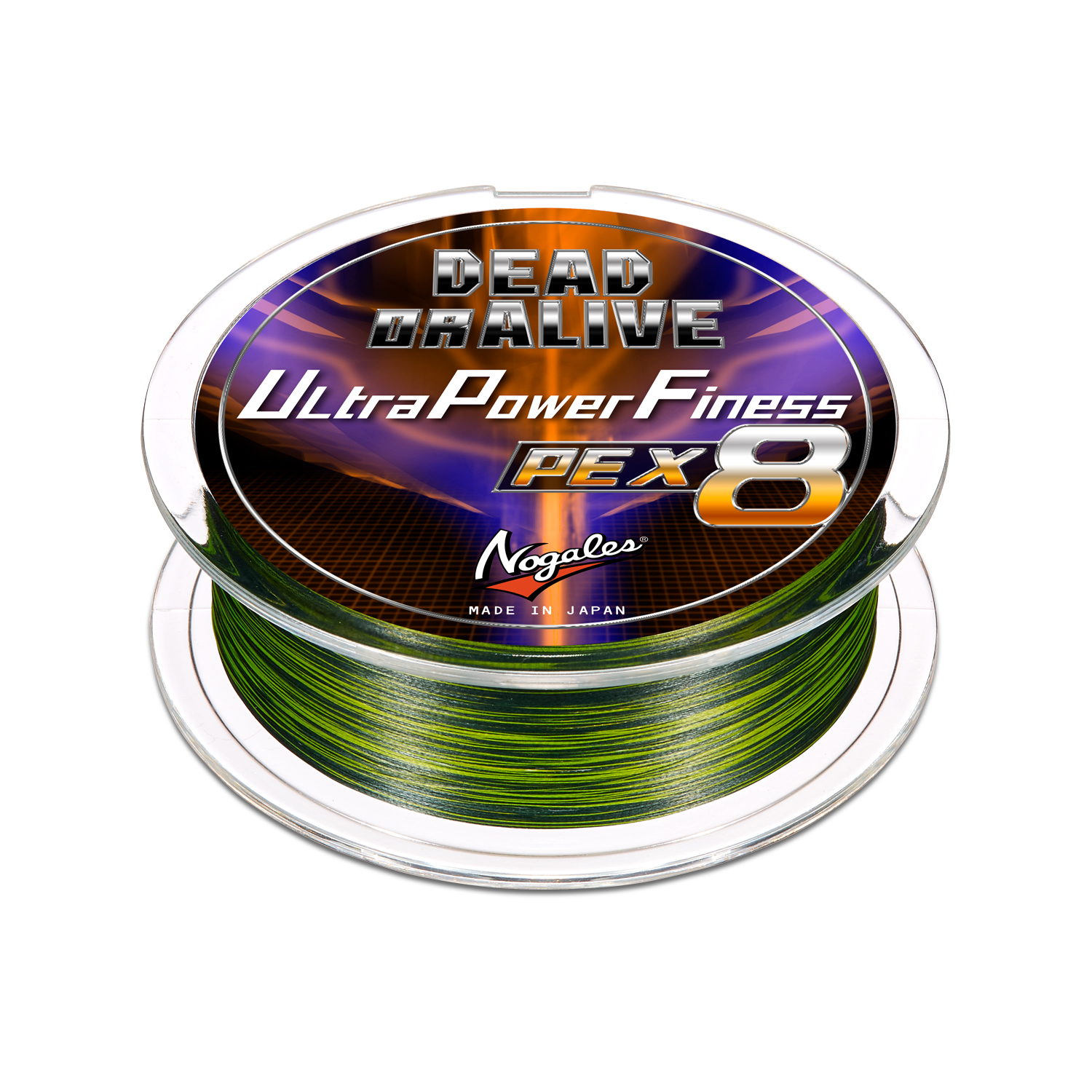 Nogales Dead or AliveUltra Power Finesse PE X8