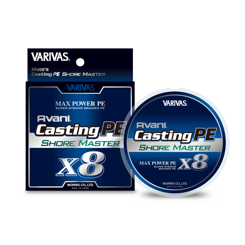 Avani Casting PEMax Power X8 Shore Master