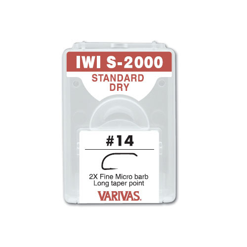 IWI S-2000 STANDARD DRY2X Fine Micro barb Long taper point