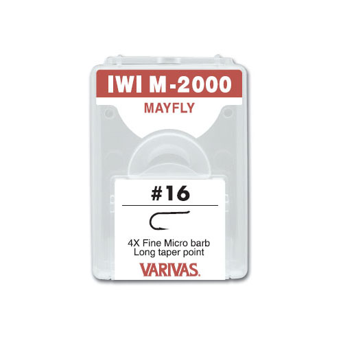 IWI M-2000 MAYFLY4X Fine Micro barb Long taper point
